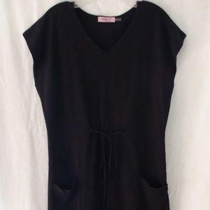 Eliza J Black Sweater Dress